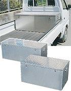 【代引不可】 ナカオ (NAKAO) アルミ製保管運搬用収納ボックス ES-095 エコックストッカー 【大型】