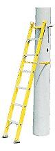 【直送品】 ナカオ (NAKAO) 一連はしご 昇柱はしご SBF-2.3 【法人向け、個人宅配送不可】 【大型】