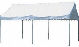 【直送品】 ナカオ (NAKAO) アルミ式アコーディオン式 業務用テント XS-30 X'sエクシス 【法人向け、個人宅配送不可】 【大型】