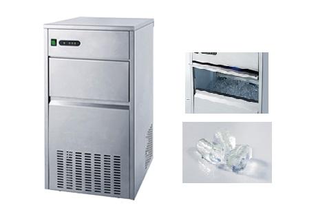 【直送品】 ナカトミ 製氷機 NL-IM25K 【法人向け、個人宅配送不可】 【大型】