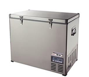 【直送品】 ナカトミ 冷凍冷蔵庫 PRF-128 【法人向け、個人宅配送不可】 【送料別】