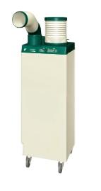 【直送品】 ダイキン スポットエアコン クリスプ SUASSP1GS (自動首振タイプ 1人用 単相100V) 【大型】