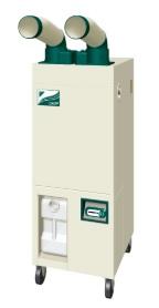【直送品】 ダイキン スポットエアコン クリスプ SUASSP2G (自動首振タイプ 2人用 3相200V) 【大型】