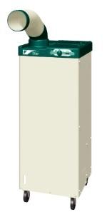 【直送品】 ダイキン スポットエアコン 産業用クリスプ SUBSP1GT (床置スリム 3相200V) 【大型】