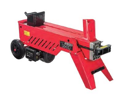 【直送品】 ナカトミ 油圧式薪割機 LS-6N 【法人向け、個人宅配送不可】《薪割機》