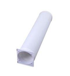 【直送品】 スイデン 排気ダクト SS-HD-160-3M (2367000000) 《スポットエアコン別売り品》
