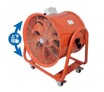 日動工業 ダイナミックファン DF-500CA