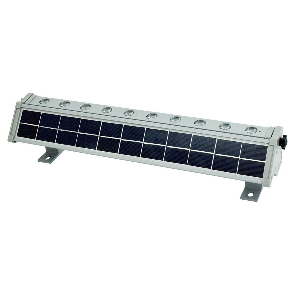 日動工業 ソーラーLEDウォールライト LWL-1W10P-SO