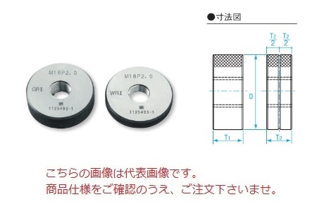 新潟精機 限界ねじリングセット GRWR2-0610 (300610)