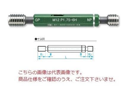新潟精機 限界ねじプラグ GPNP-06075I (326060)