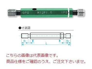 新潟精機 限界ねじプラグ GPIP2-0508 (370508)