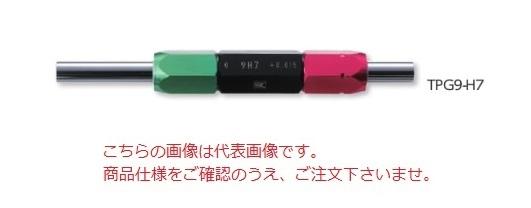 新潟精機 超硬限界プラグゲージ H7 TPG10-H7 (393300) (工作用)