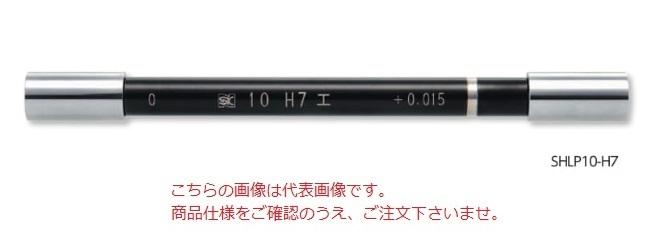 新潟精機 スリムハンドル栓ゲージ H7 SHLP8-H7 (393508) (工作用)
