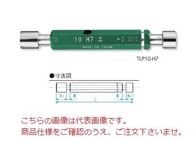 新潟精機 超硬限界栓ゲージ H7 TLP19-H7 (396019) (工作用)