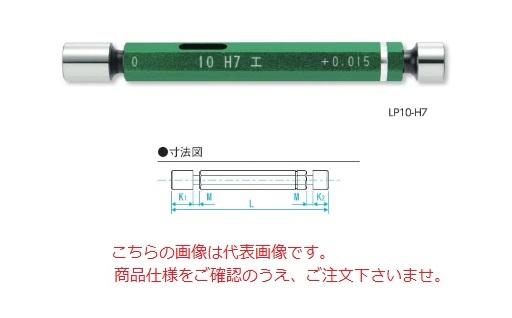 新潟精機 限界栓ゲージ H7 LP39-H7 (397039) (工作用)