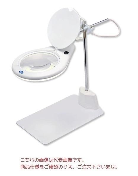 新潟精機 スタンド式 LED 拡大鏡 LS4-150S (140125)