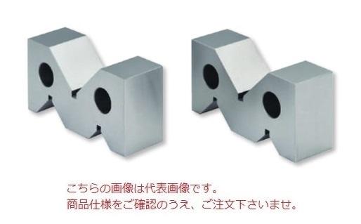 新潟精機 鋳鉄製精密Vブロック SVG-75 (150682) (研磨仕様品)