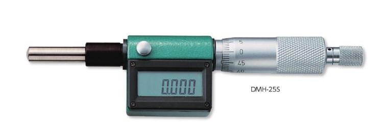 新潟精機 デジタルマイクロメータヘッド DMH-25S (151152)