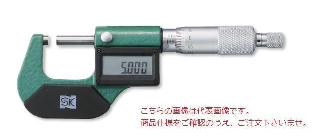 新潟精機 デジタル外側マイクロメータ MCD-130-75 (151263)