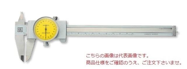 新潟精機 ダイヤルノギス DVC-30W (151363) (超硬チップ付)