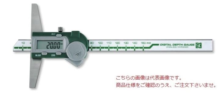 新潟精機 デジタルデプスゲージ GDCS-150D (151984)