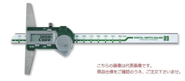新潟精機 デジタルデプスゲージ GDCS-200D (151985)