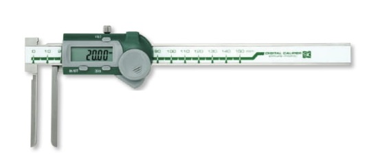 新潟精機 デジタルインサイドノギス GDCS-150IK2 (151993) (ナイフエッジ型)