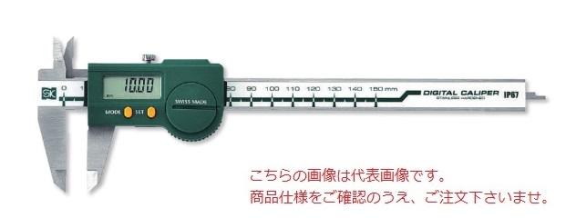 新潟精機 デジタルSラインキャリパ D-150IP67S (152006) (IP67)