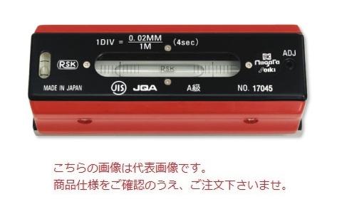 新潟精機 精密平形水準器 FLA-150002 (160001) (JIS A級)