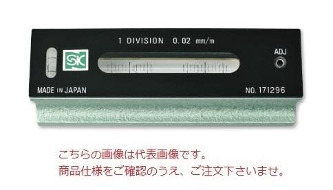 新潟精機 精密平形水準器 FLW-200002 (160006) (一般工作用)