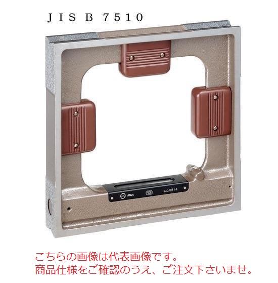 新潟理研測範 精密角形水準器 NO.541AA-250-0.05 (541AA-250-005) (JIS A級 AA)