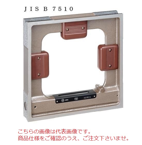 新潟理研測範 精密角形水準器 NO.541AA-300-0.1 (541AA-300-01) (JIS A級 AA)