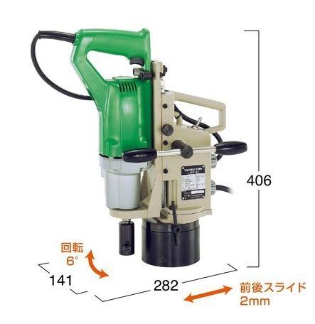 日東工器 穴あけ機器 MT-80 (40839) (タッピングアトラ)