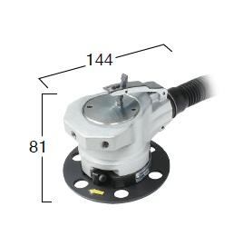 日東工器 面取り加工機 CBR-03 (44656) (サーキットべべラー)