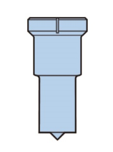 日東工器 Dポンチ 20x10 91242 (セルファー・マルチワーカー用)