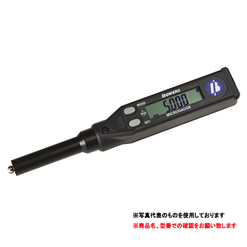 ノガ・ジャパン (バウアーズ) マイクロゲージ(2点式ボアゲージ) MG013W (測定ヘッドのみ)