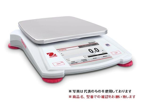 オーハウス (OHAUS) スカウトシリーズ(STX) - タッチパネルモデル STX6201JP (30268878)