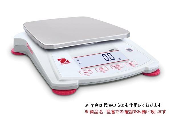 オーハウス (OHAUS) スカウトシリーズ(SPX) - LCDバックライトモデル SPX6201JP (30268890)