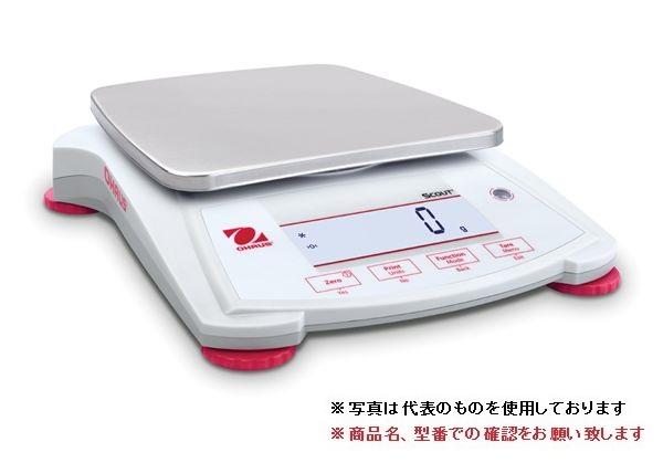 オーハウス (OHAUS) スカウトシリーズ(SPX) - LCDバックライトモデル SPX8200JP (30268891)