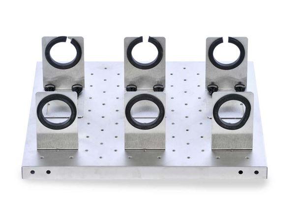 【オンラインショップ】 【ポイント10倍】 オーハウス (OHAUS) シェーカー用アクセサリ 分液漏斗プラットフォーム (30400083) 《アクセサリ》, 質屋さのや 94fb5460