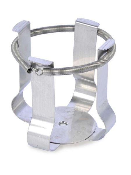 オーハウス (OHAUS) シェーカー用アクセサリ 500mLメディアボトルクランプ (30400097) 《アクセサリ》