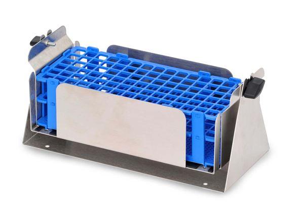 【直送品】 オーハウス (OHAUS) シェーカー用アクセサリ 13mmテストチューブラックフルサイズ、可動 (30400105) 《アクセサリ》