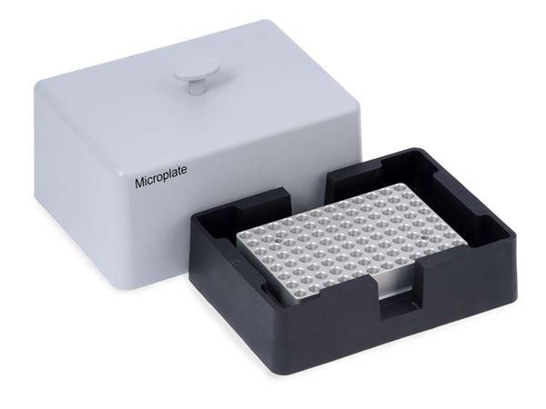 オーハウス (OHAUS) シェーカー用アクセサリ 0.2mLPCRプレートサーマルブロック、フタ付き (30400128) 《アクセサリ》