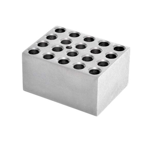 オーハウス (OHAUS) インキューベーターシェーカー用アクセサリ モジュラーブロック 2mLチューブ (30400191) 《アクセサリ》