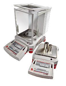 【直送品】 オーハウス (OHAUS) スタンダード分析・上皿電子天びん エクスプローラーシリーズ EX124G (83021448)
