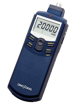 【代引不可】 小野測器 アドバンストハンディタコメータ FT-7200 〈FFT演算タイプ〉 【メーカー直送品】