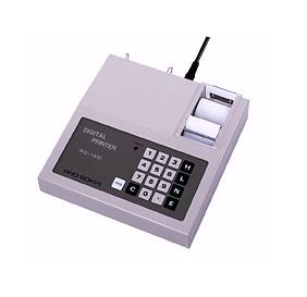【代引不可】 小野測器 ディジタルプリンタ RQ-1410 【メーカー直送品】