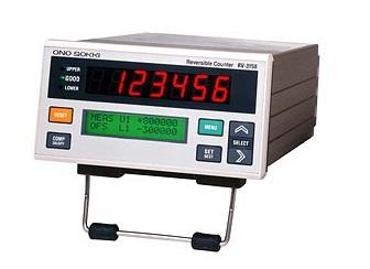 使いやすさとコストパフォーマンスを追及 代引不可 マーケティング 小野測器 リバーシブルカウンタ メーカー直送品 低トルク型〉 〈小型 お求めやすく価格改定 RV-3150