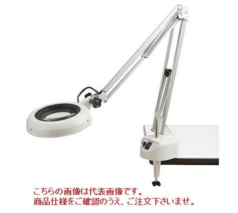 オーツカ光学よりご提案します オーツカ光学 OOTSUKA 授与 LED照明拡大境 調光付 予約販売 ENVL-F ENVL-F-15 ラウンド15倍 フリーアーム式