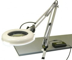 オーツカ光学 (OOTSUKA) LED照明拡大鏡・調光なし LSKs-F ワイド3倍